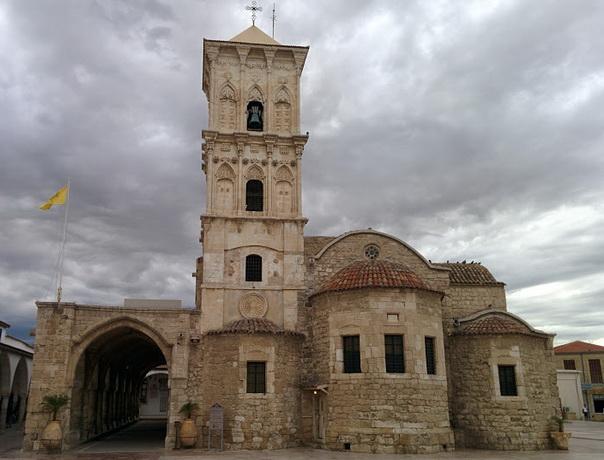 Larnaca-Agios-Lazaros