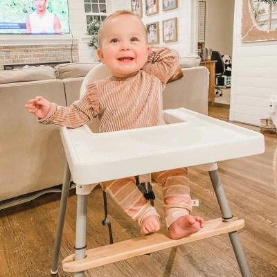 IKEA Antilop high chair review