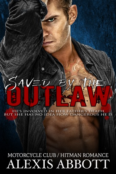 Saved by the Outlaw Cover Reveal