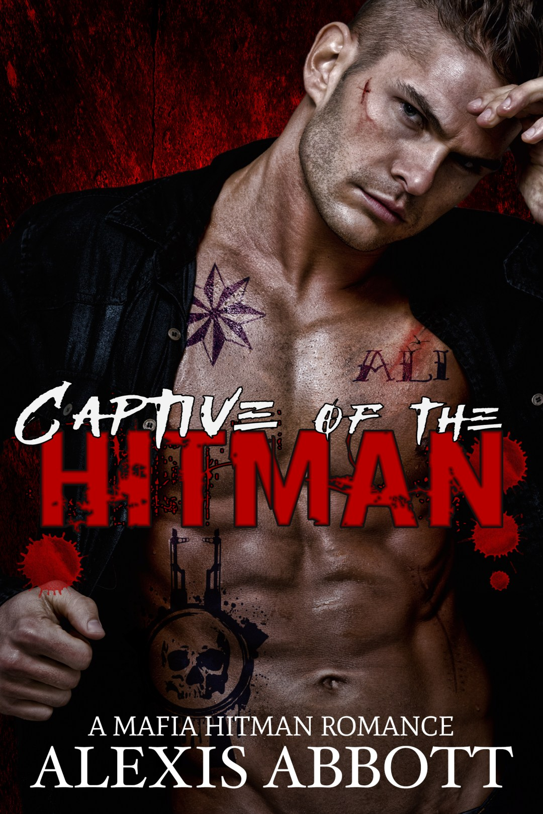 Alexis Abbott - Captive of the Hitman