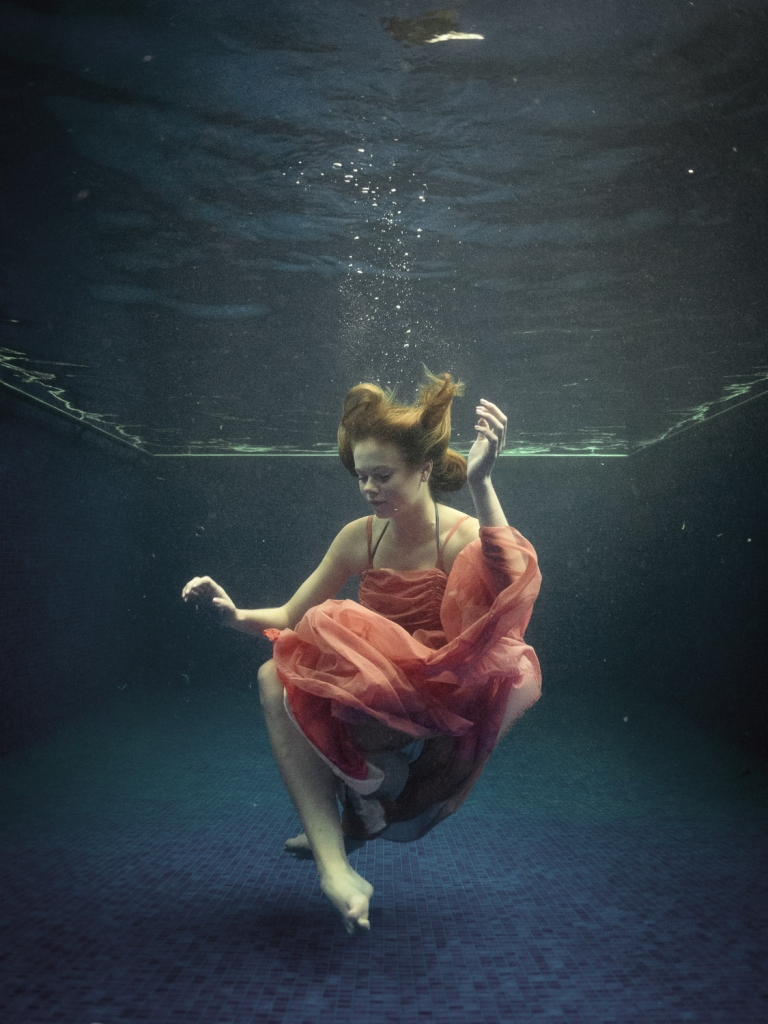 Underwater Portraits A First Attempt 187 Alexa Clarke Kent Photography