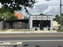 The Bearded Pig BBQ and Beer Garden