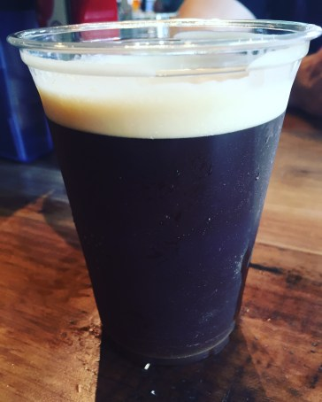 Vagabond Cold Brew Coffee on Nitro on tap at Wicked Barley