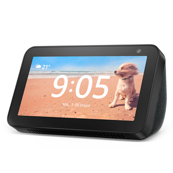 especificaciones amazon echo show 5