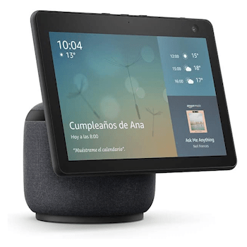 Especificaciones Amazon Echo Show 3Gen 10""