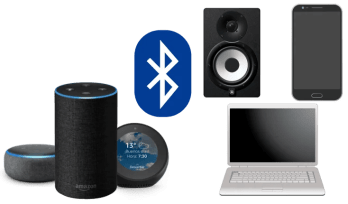 Conectar dispositivos bluetooth con Amazon Echo Alexa