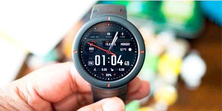 Amazfit Verge 1 Smartwatch reloj alexa