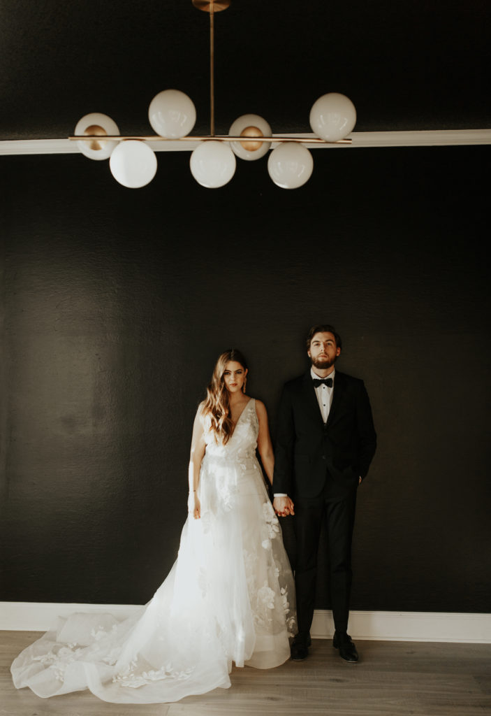 Modern styled shoot Madeline Shea Photography and Alexa Kay Events | Dallas DFW Wedding Planner