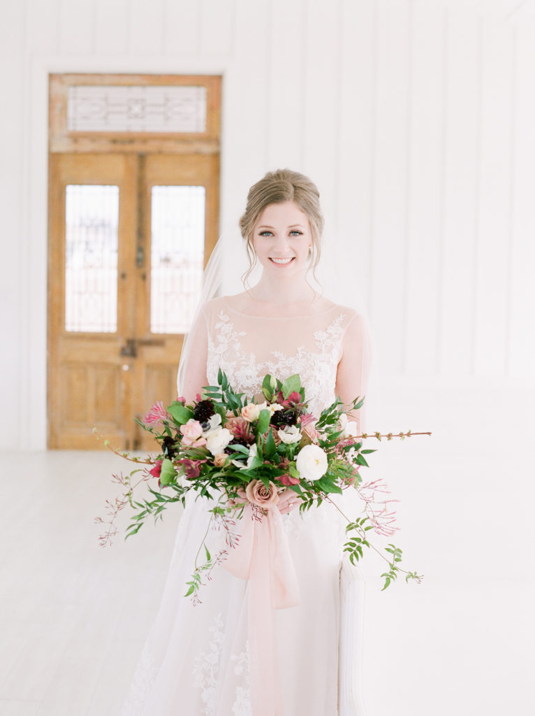 Blush wedding inspiration in Dallas, Texas – Dallas Wedding Planner | Alexa Kay Events