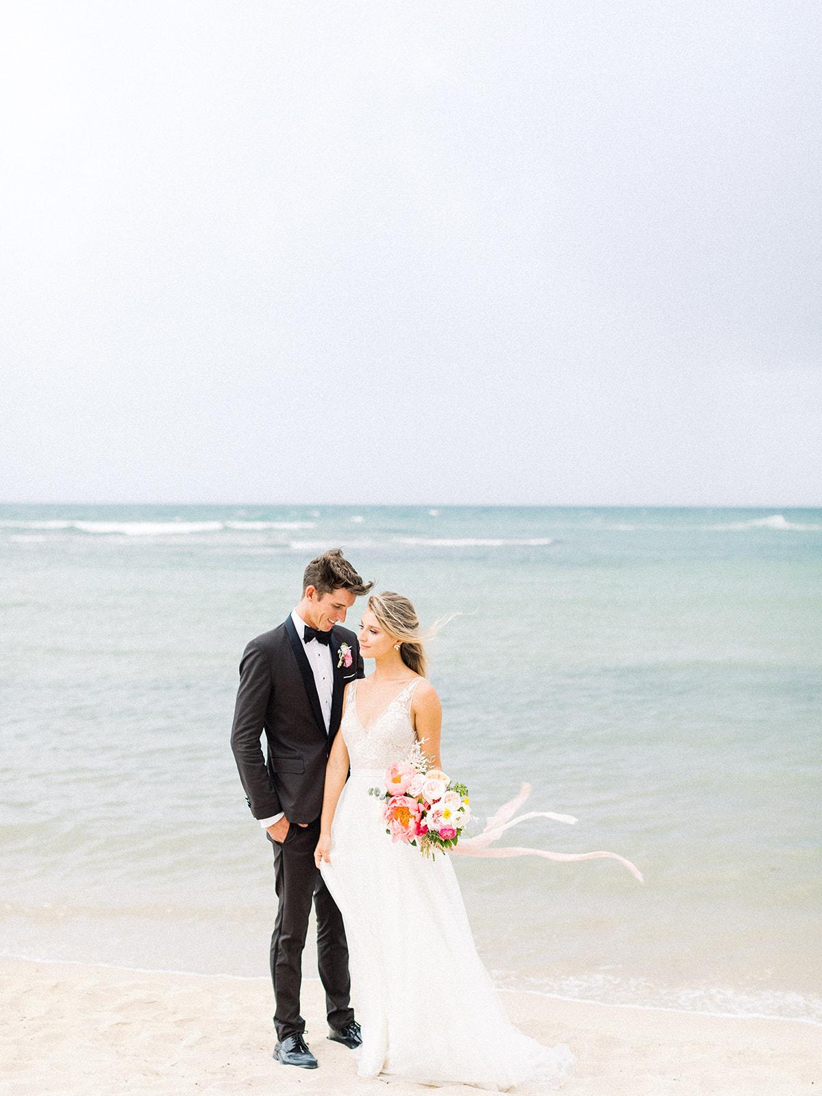 Dominican Republic beach wedding: Beach Wedding Inspiration | Dominican Republic