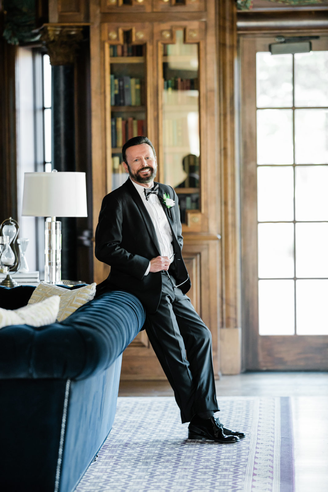 Generation Tux Tuxedo: Sophisticated and Chic wedding inspiration on Alexa Kay Events