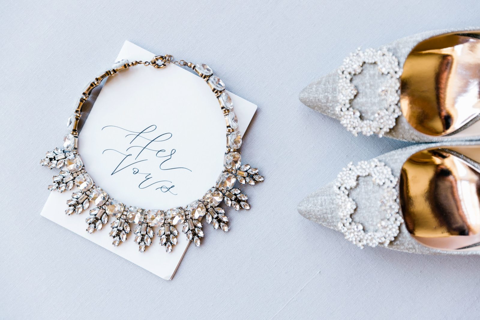 Wedding jewelry and details for luxurious wedding editorial on Alexa Kay Events