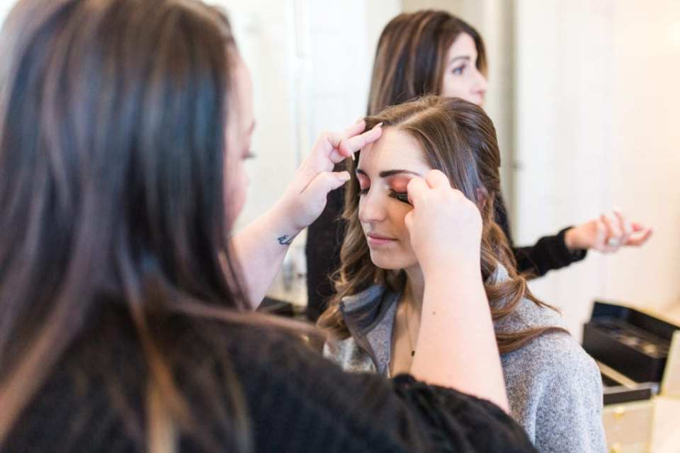 Bridal makeup: Get to know the ladies of Brite Bar Beauty on Alexa Kay Events!