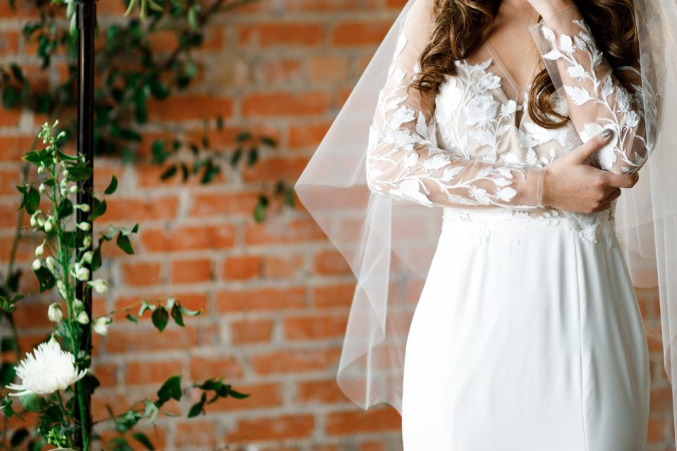 Everything you need to know about your wedding alterations featured on Alexa Kay Events!