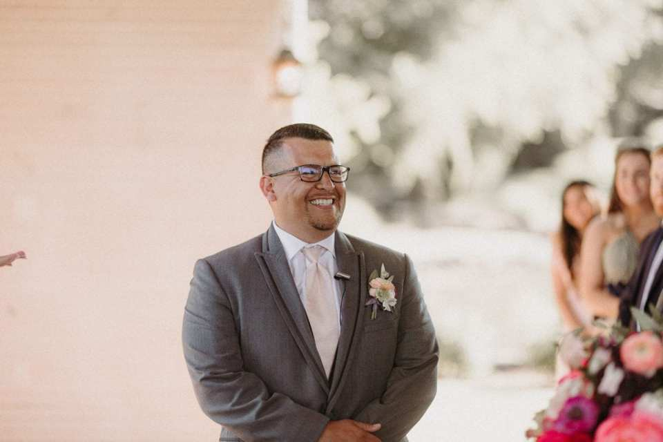 Fort Worth Wedding: Intimate and Charming Wedding featured on Alexa Kay Events blog