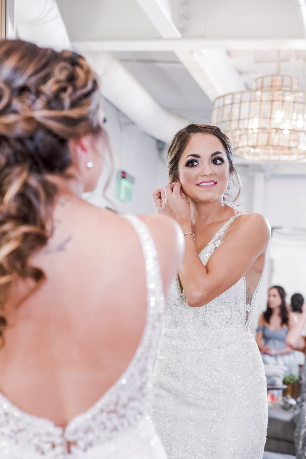 BA Beauty DFW Bridal Makeup