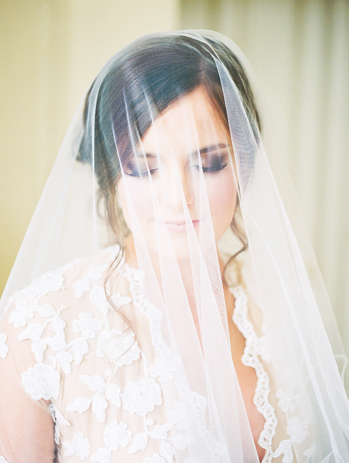 Bridal makeup: Whimsical garden elegance styled shoot featured on Alexa Kay Events