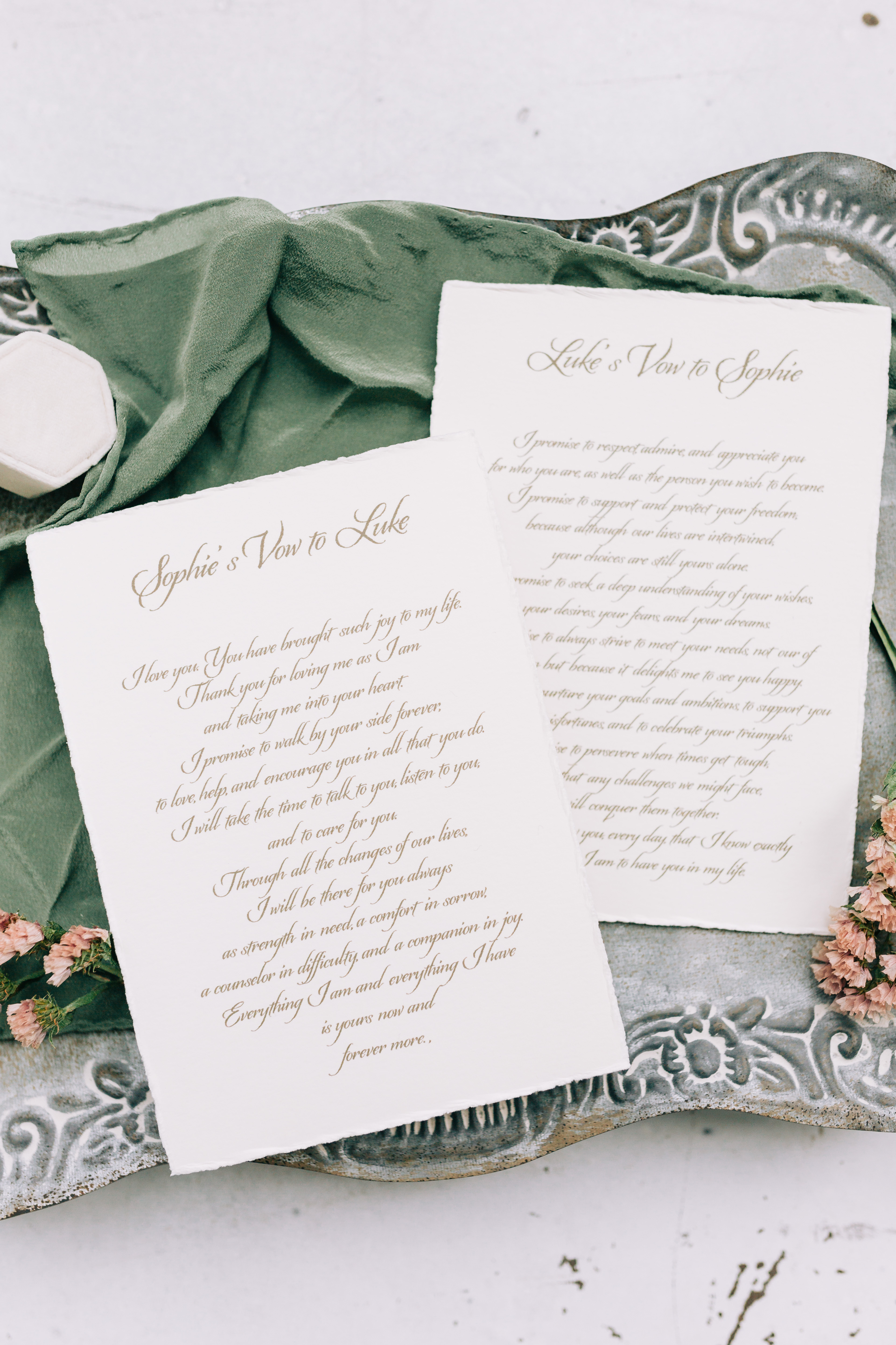 Meet Sincerely Addison, DFW Wedding Stationery on Alexa Kay Events!