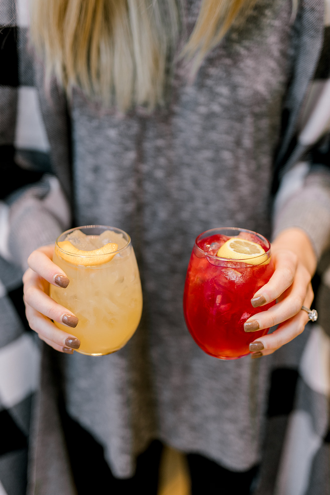 Spring wedding drinks: Crate and Barrel Collaboration with Alexa Kay Events