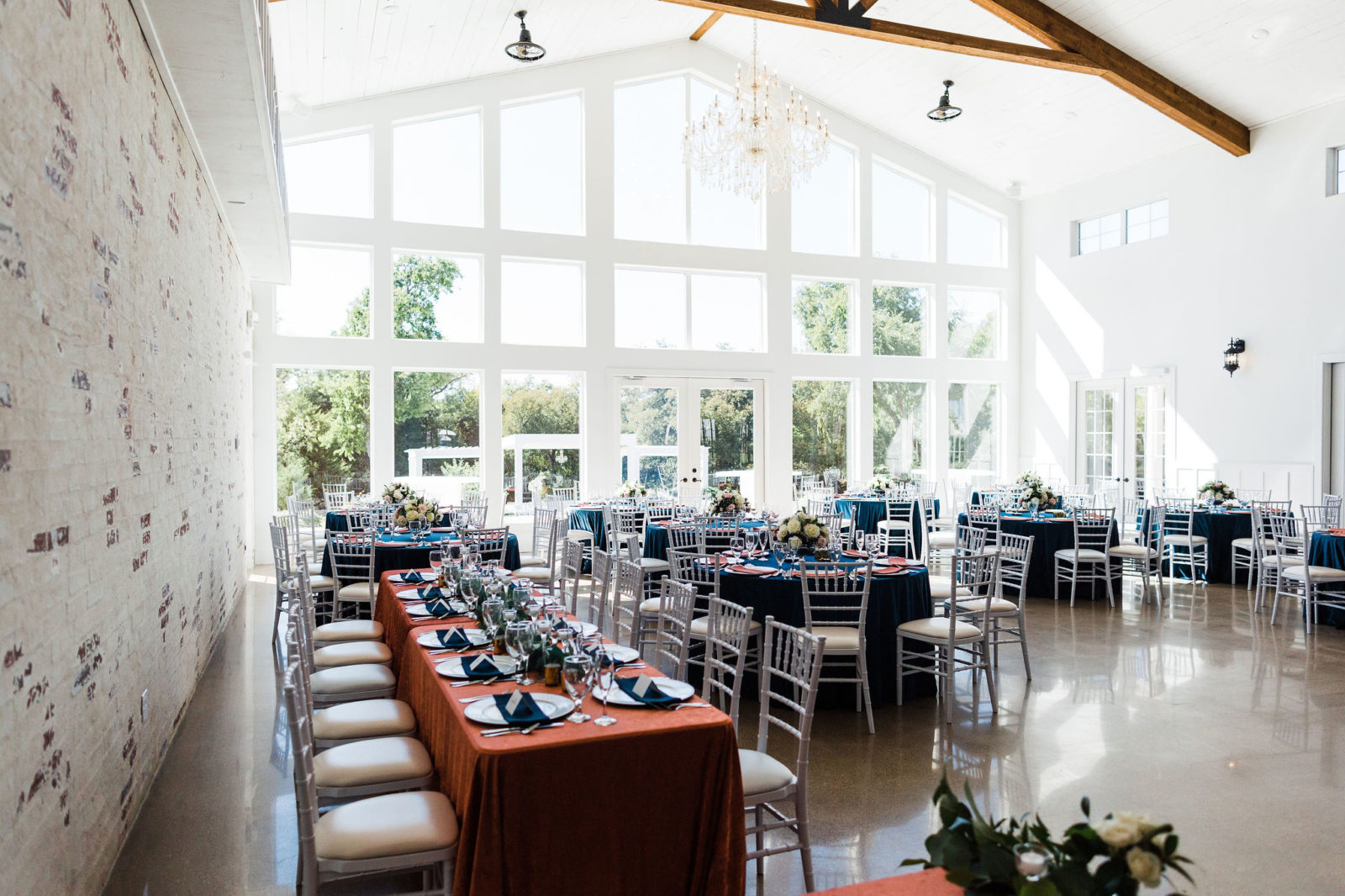 Dusty Rose Firefly Gardens Wedding featured on Alexa Kay Events
