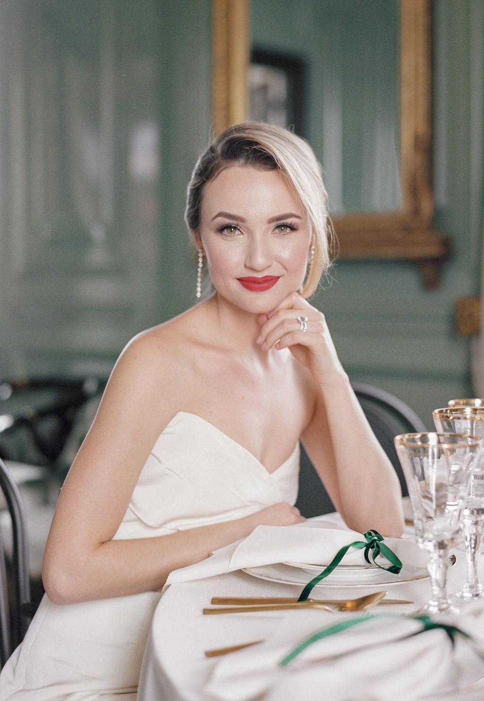 Elegant Dallas Wedding Inspiration at The Mason featured on Alexa Kay Events