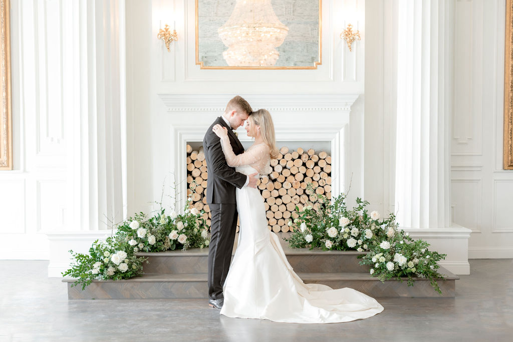 Elegant Dallas Wedding Inspiration at The Mason featured on Alexa Kay Events