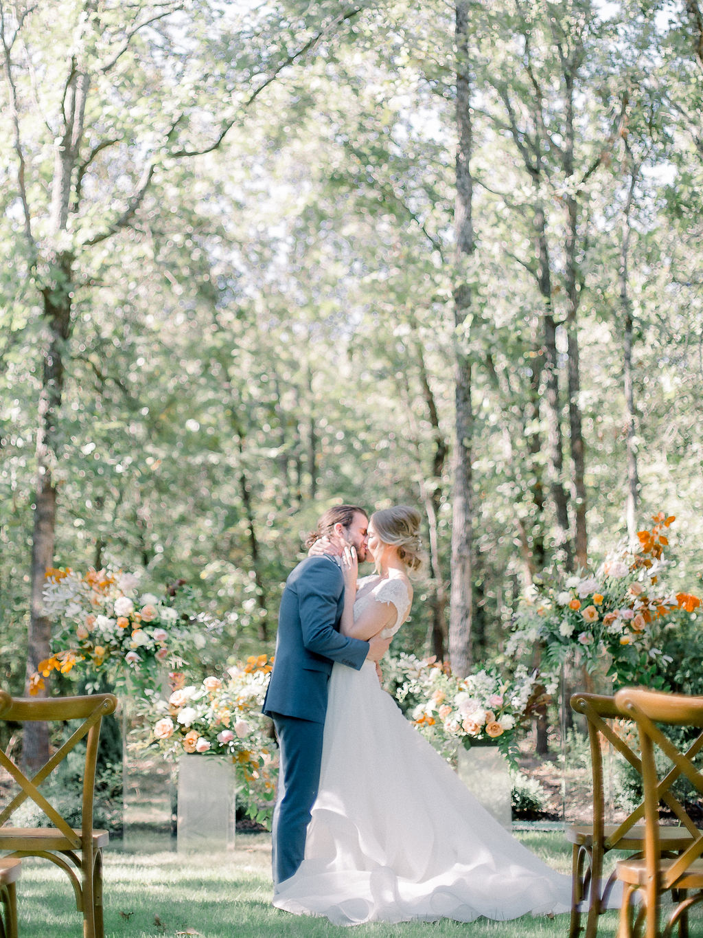 Ethereal Wedding Inspiration at The White Sparrow