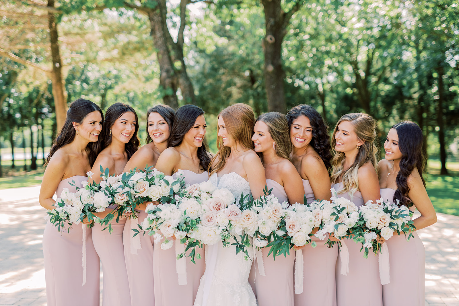 Dallas Fort Worth Wedding by Megan Kay Photography