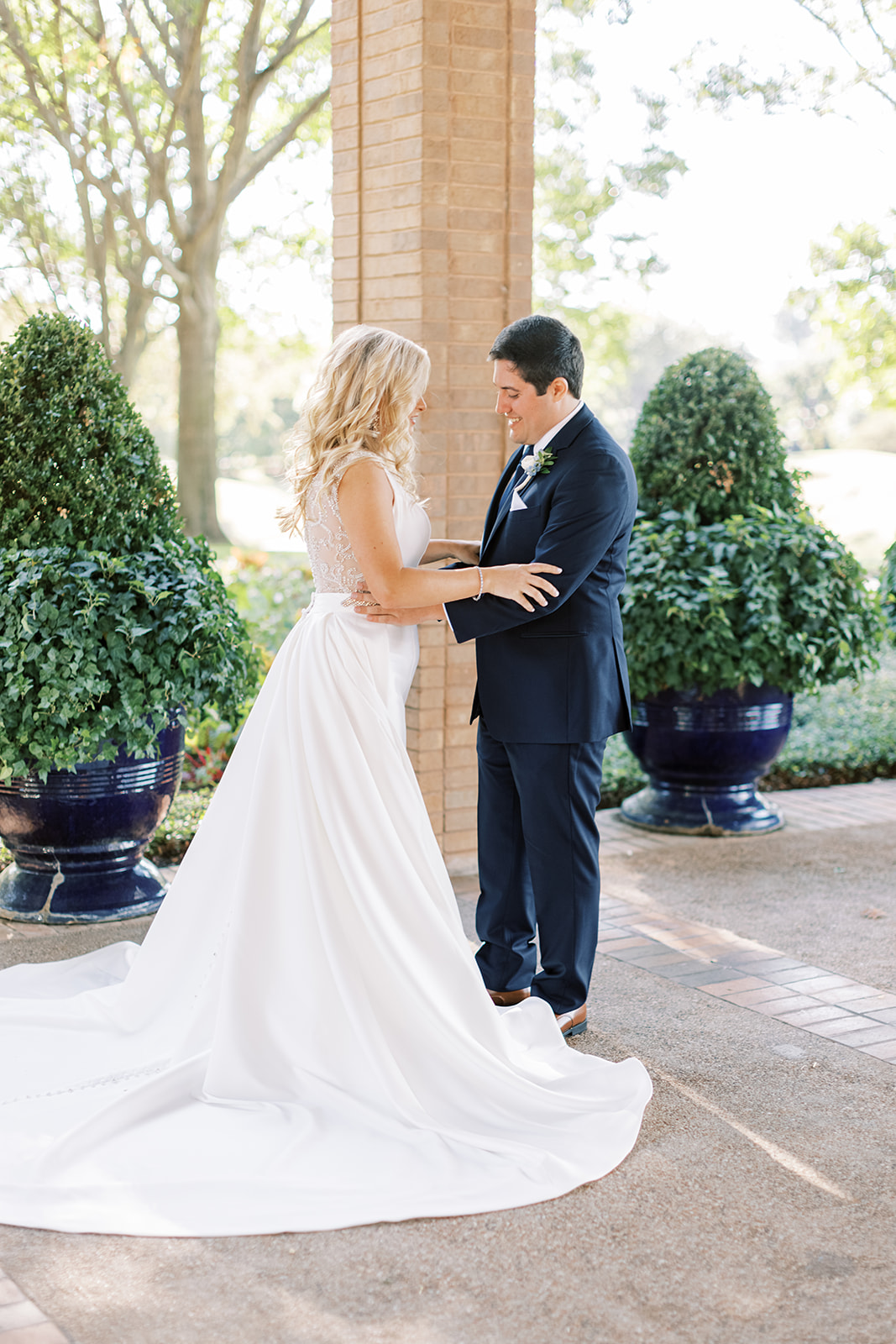 Gleneagle Country Club wedding captured by Megan Kay Photography