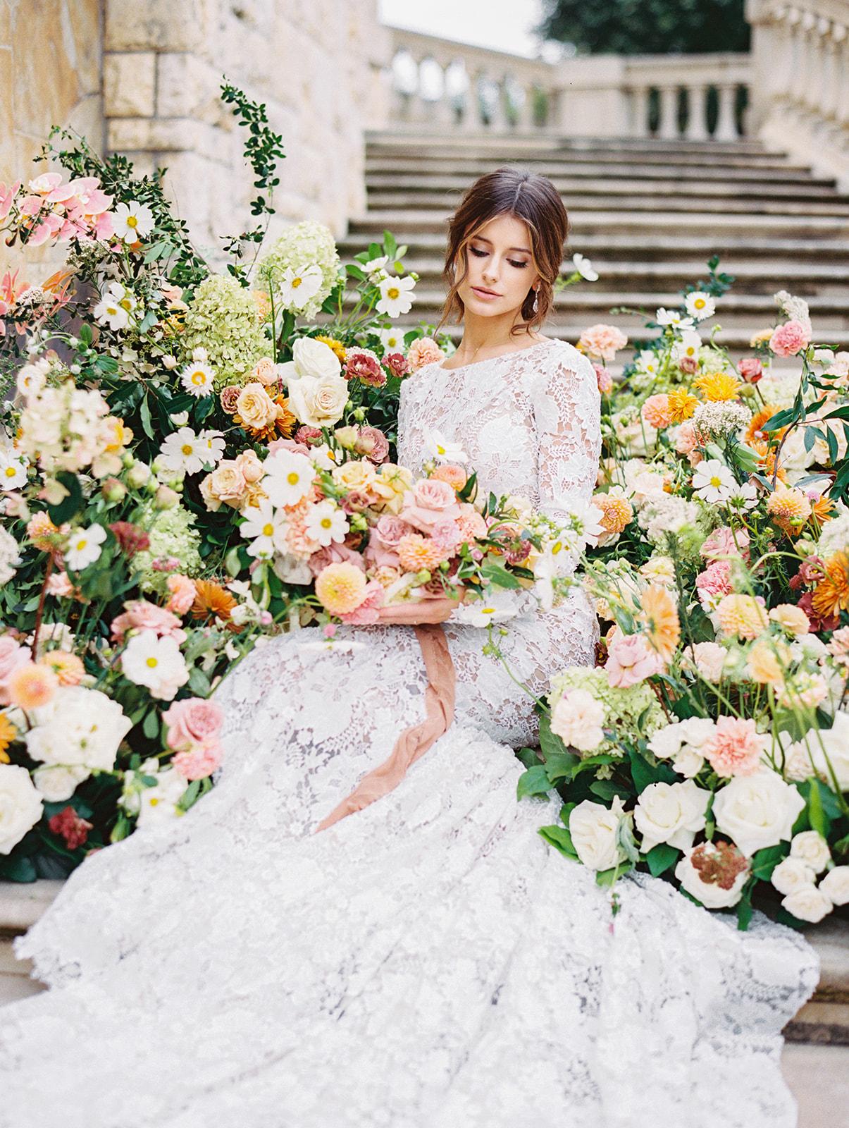 Blushington Blooms Bridal Floral Design