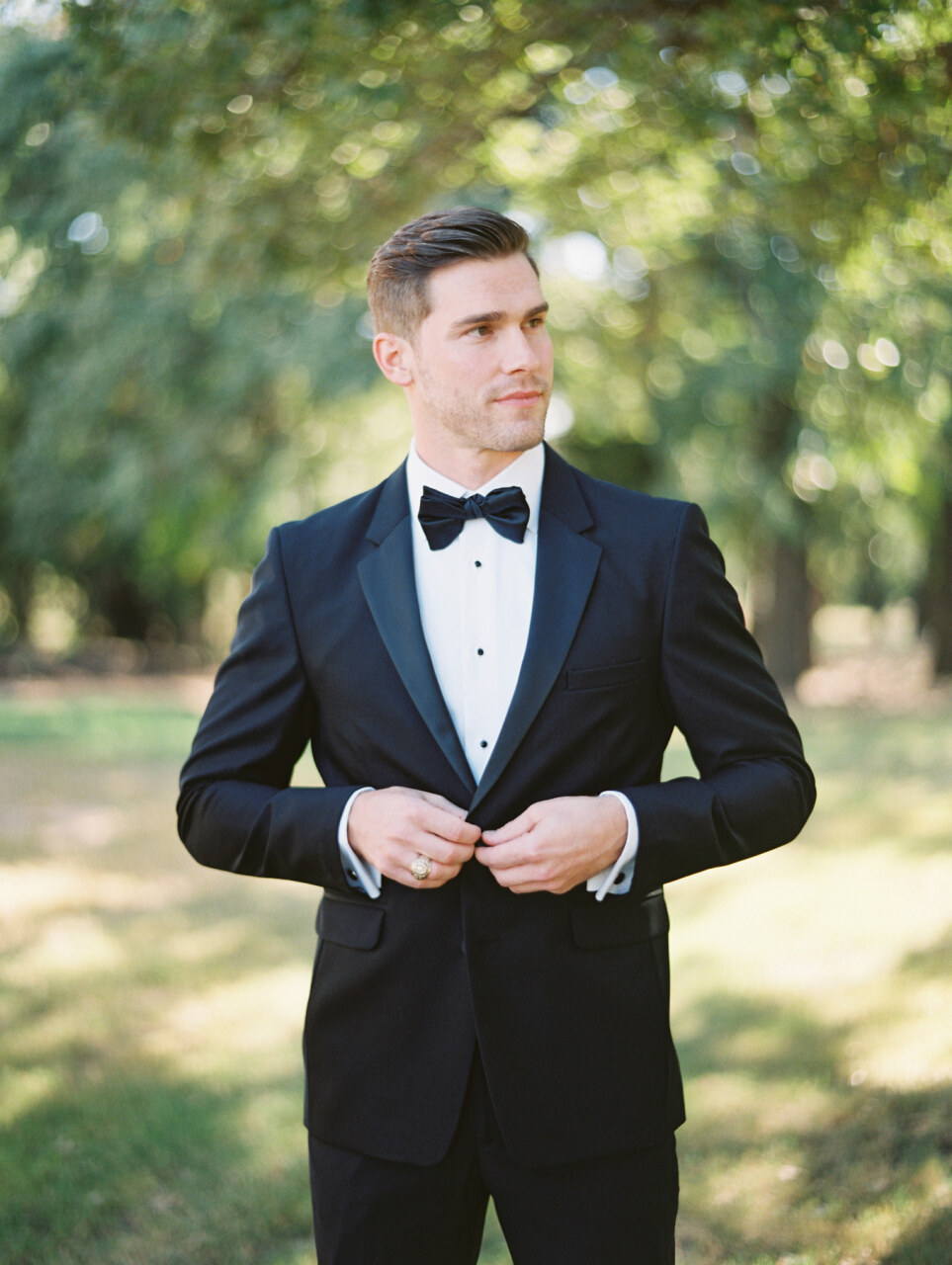 Generation Tux Black Wedding Tuxedo | Alexa Kay Events