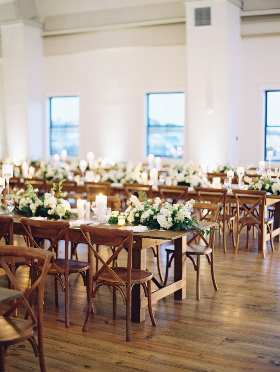 Black Tie Barn Wedding | Alexa Kay Events