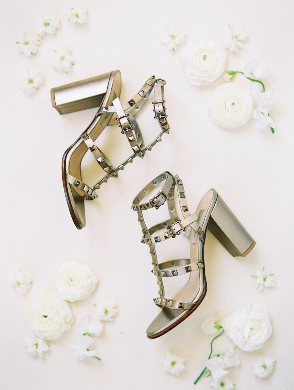 Valentino Bridal Shoes | Alexa Kay Events
