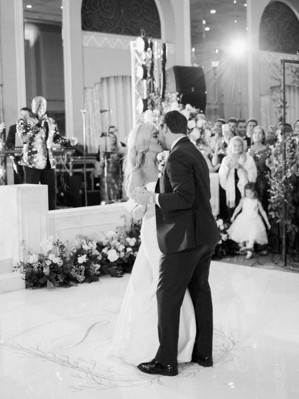 New Year's Eve Dallas Wedding at the Adolphus | Alexa Kay Events