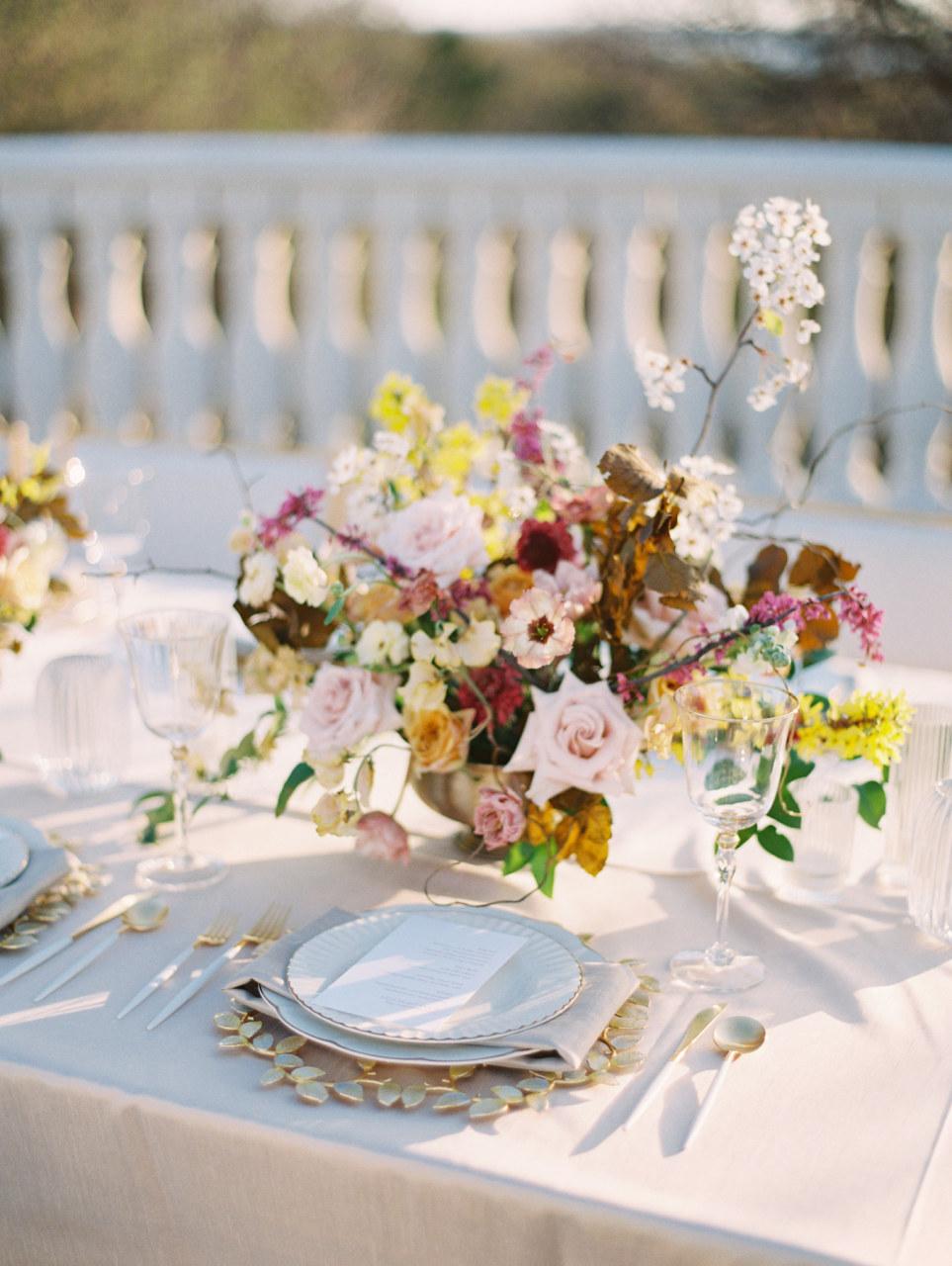 Hillside Estate Venue Wedding Inspiration
