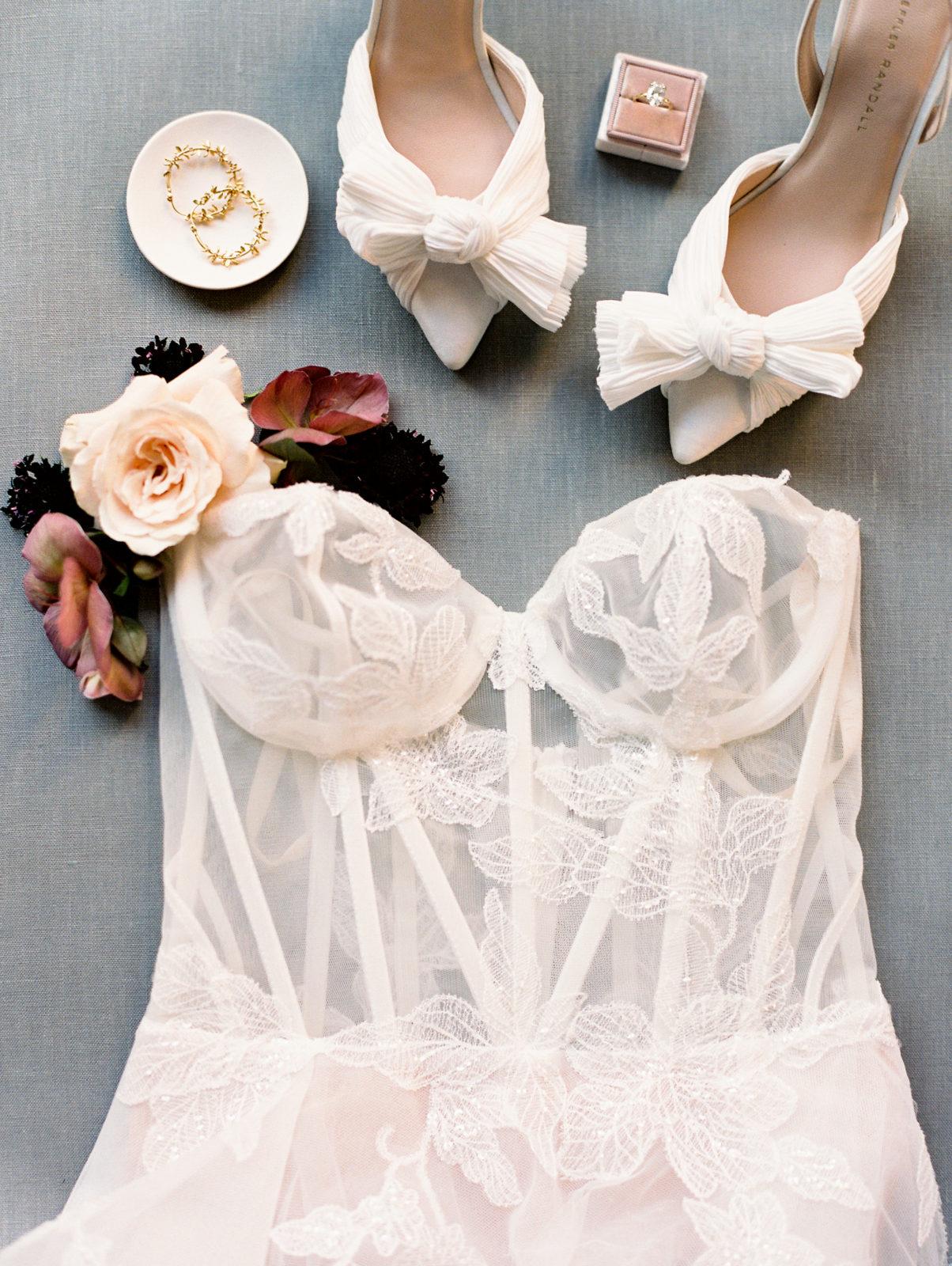 Galia Lahav Wedding Dress from Stanley Korshak Bridal Salon