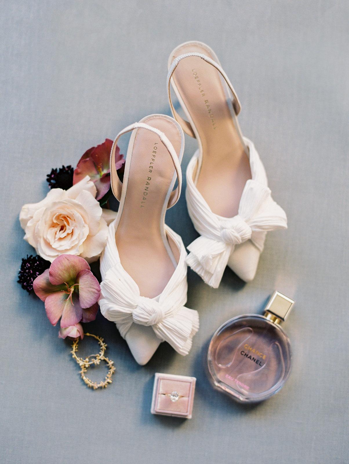 Loeffler Randall wedding shoes