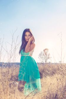 Sunset Modelo: Francia Gamiño MakeUp: Ana Laura Beauty Fotografía: Alex Alvarez © Alex Alvarez, 2016