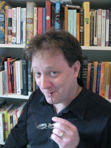 Tim Spalding, der Gründer und Inhaber von Librarything.