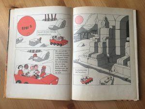 Erich Schmitt – Ein Planet wird gesucht - Blick ins Buch