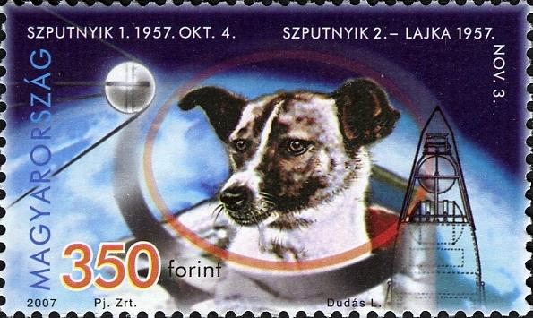 Heute vor 60 Jahren: Laika verlässt die Erde