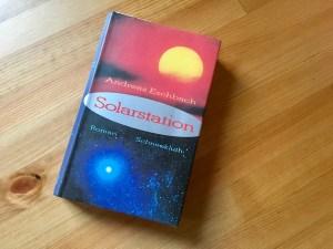 Solarstation - Buchcover - Andreas Eschbach