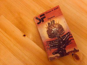 Sinobara - Buchcover - Thomas Karl Reich - Illustration des Umschlags: Schulz/Labowski
