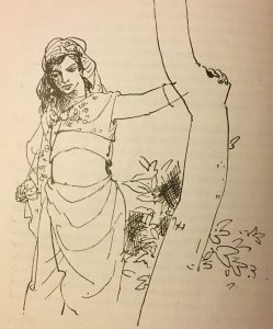 Nahza - Marokkanisches Abenteuer - Otto Schöndube - Illustrationen: Ursula Mattheuer-Neustädt