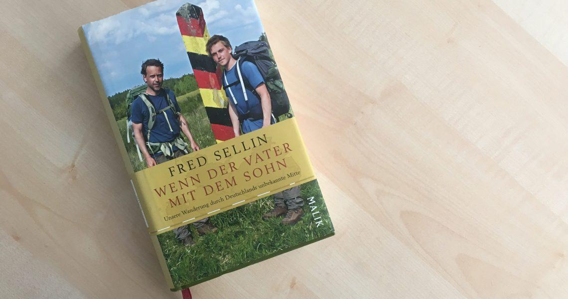 Wenn der Vater mit dem Sohn - Buchcover - Fred Sellin