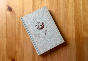 Pioniere im Weltall - Robert A. Heinlein - Buchcover - Illustration: Bernhard Borchert