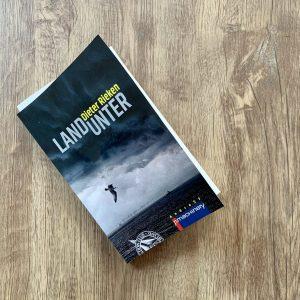 Land unter - Dieter Rieken - Buchcover