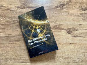 Die Offenbarung des Uhrwerks - Sven Haupt - Buchcover