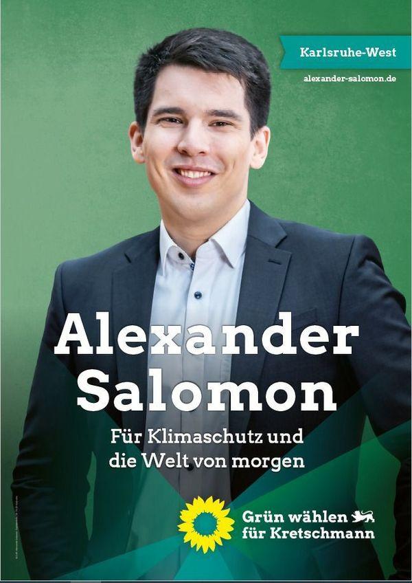 landtagswahl 2021 alexander salomon