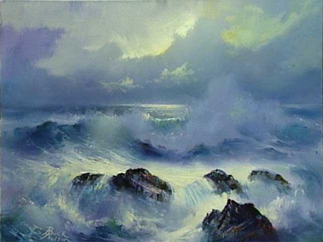 Seascape I Buck Paulson